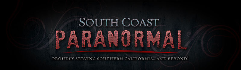 San Diego Based Ghost Hunters South Coast Paranormal
